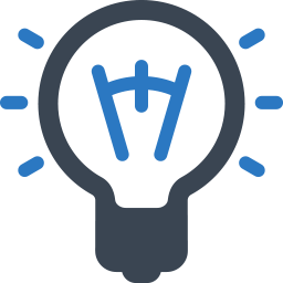 Smart ideas icon for mainpage